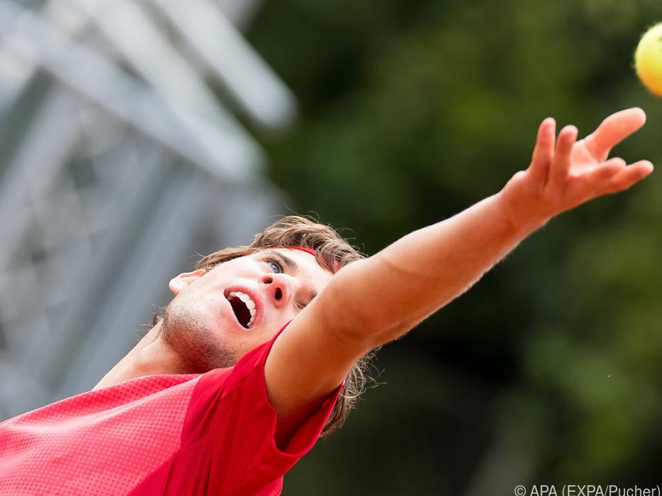 Dominic Thiem hat für das Saison-Finale noch einiges vor