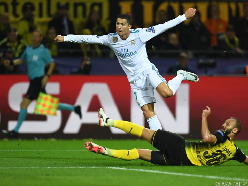 Dortmund brachte Ronaldo und Co. nicht zu Fall