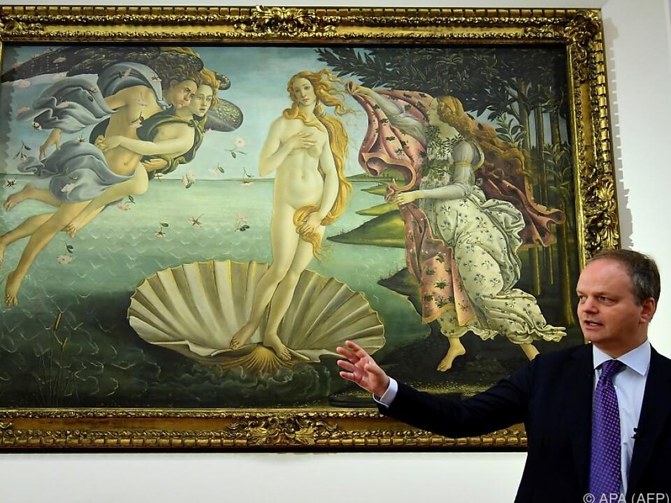 Eike Schmidts Abgang nach Wien sorgt für Unruhe von Florenz