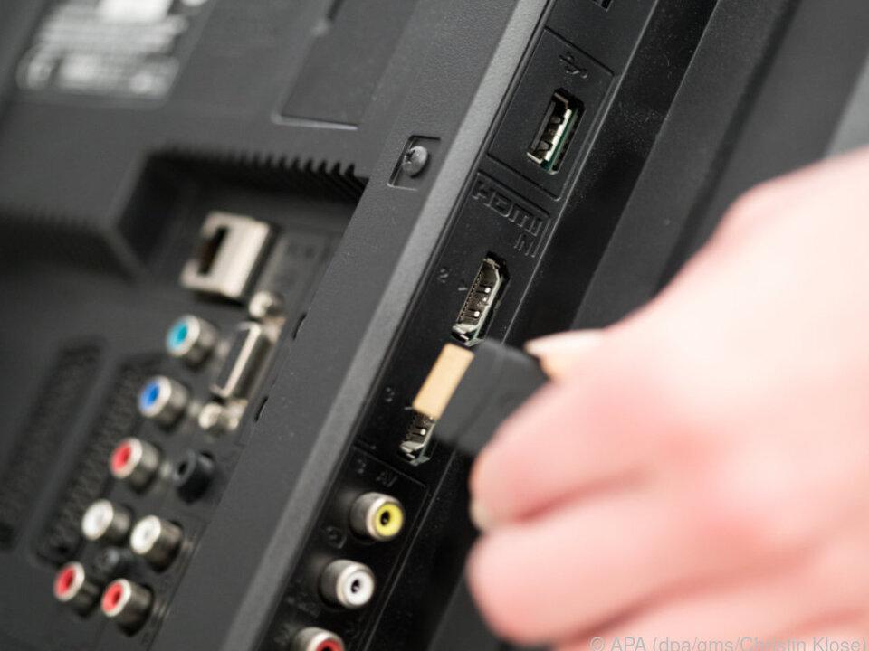 Über HDMI läuft nicht nur das Bild-, sondern auch das Audiosignal