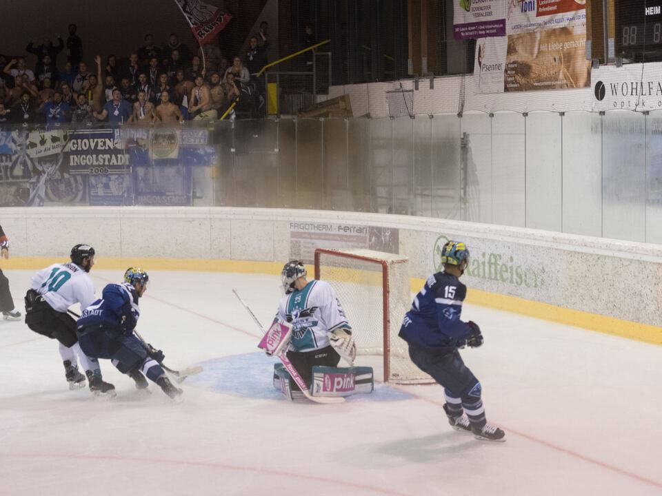 Eishockey, DEL, Vinschgau Cup 2017, ERC Ingolstadt, Blackwings Linz