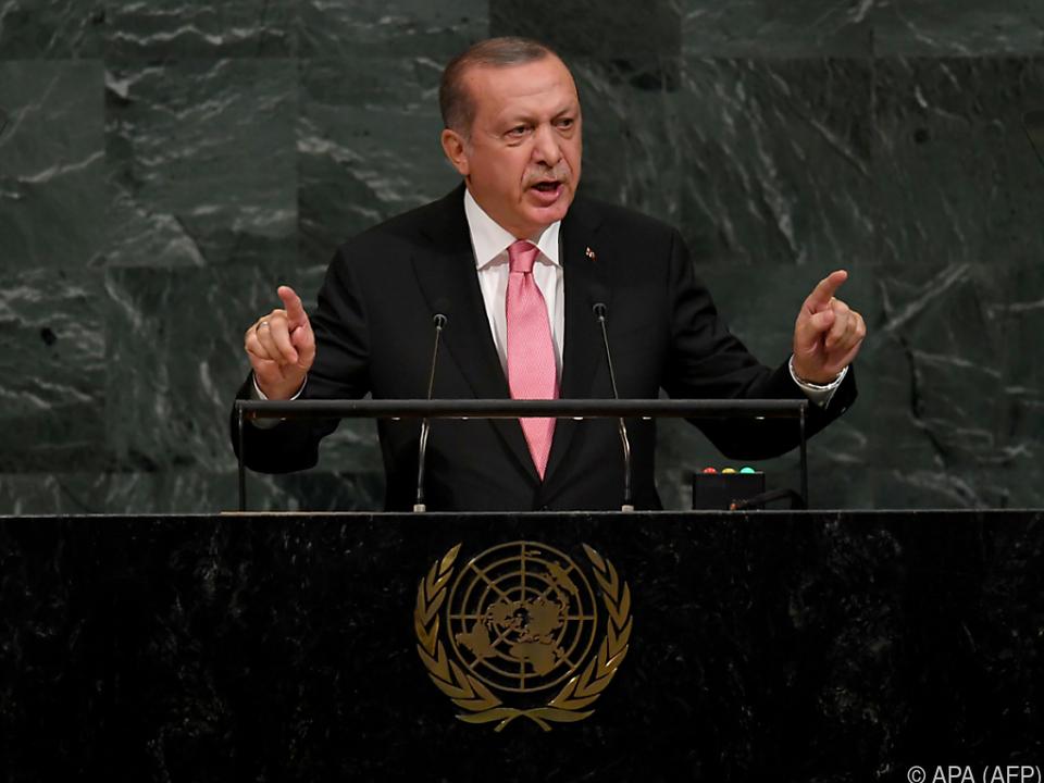 Erdogan plädiert für einen Austausch