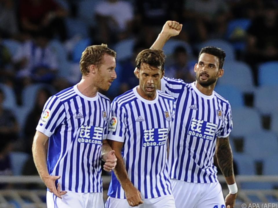 Erfolgreicher Saisonstart für Real Sociedad