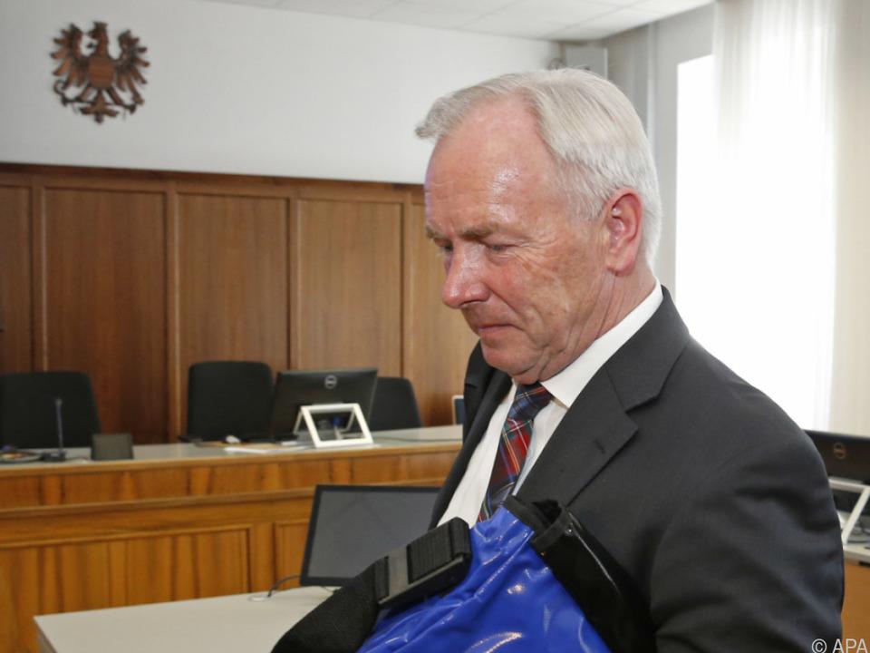 Erneut Anklage gegen Altlandeshauptmann Dörfler