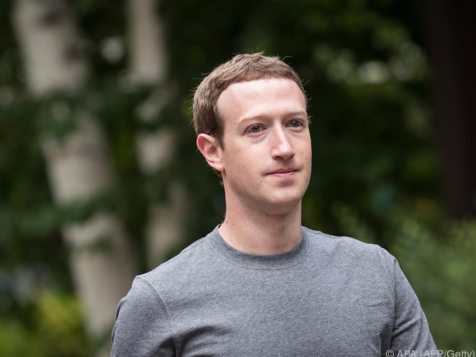 Facebook-Chef wurde wieder Vater