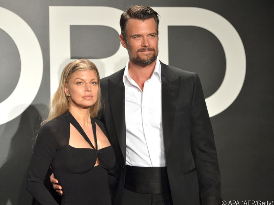 Fergie und Duhamel hatten 2009 geheiratet
