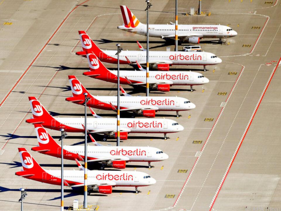 Firma Zeitfracht hat Interesse an Air Berlin