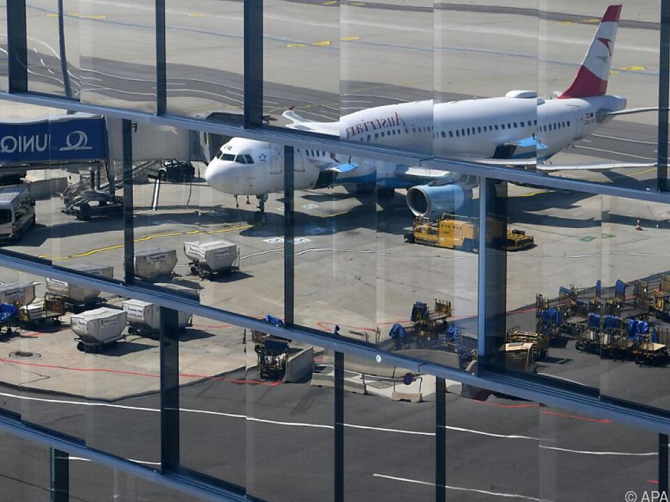 Flughafengelände bekommt neue Baustelle