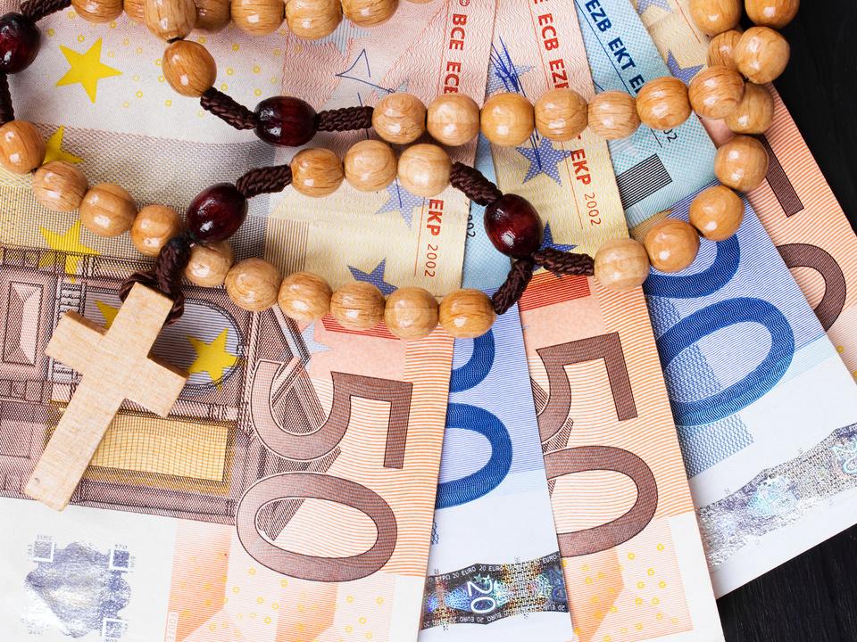 Geld Rosenkranz