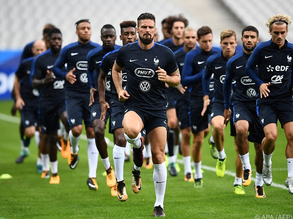 Frankreich nach Unentschieden gegen Luxemburg unentspannt