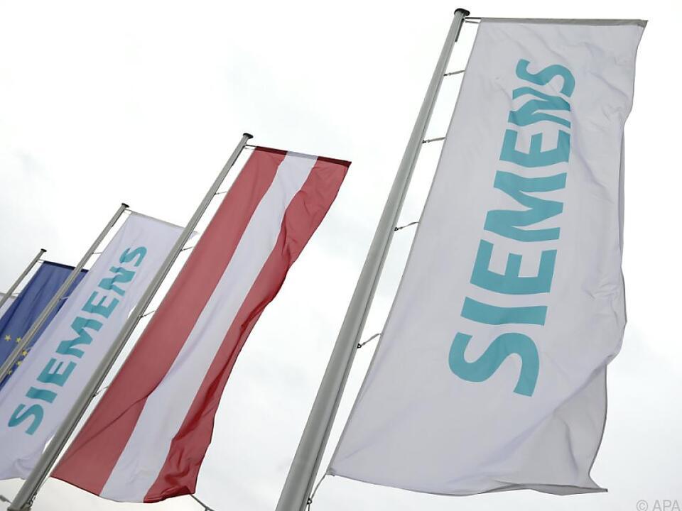 Großauftrag für Siemens