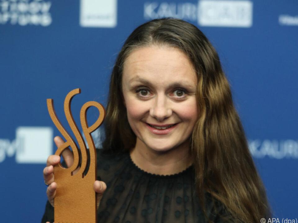 Große Ehre für Gerti Drassl