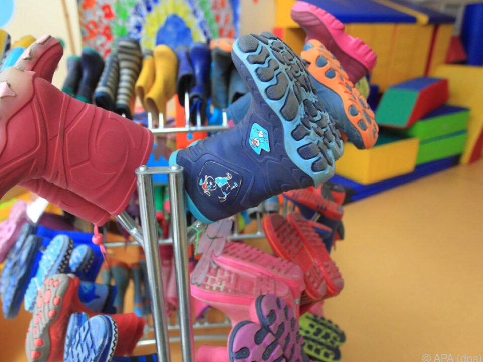 Große Qualitätsunterschiede bei Kinder-Gummistiefel