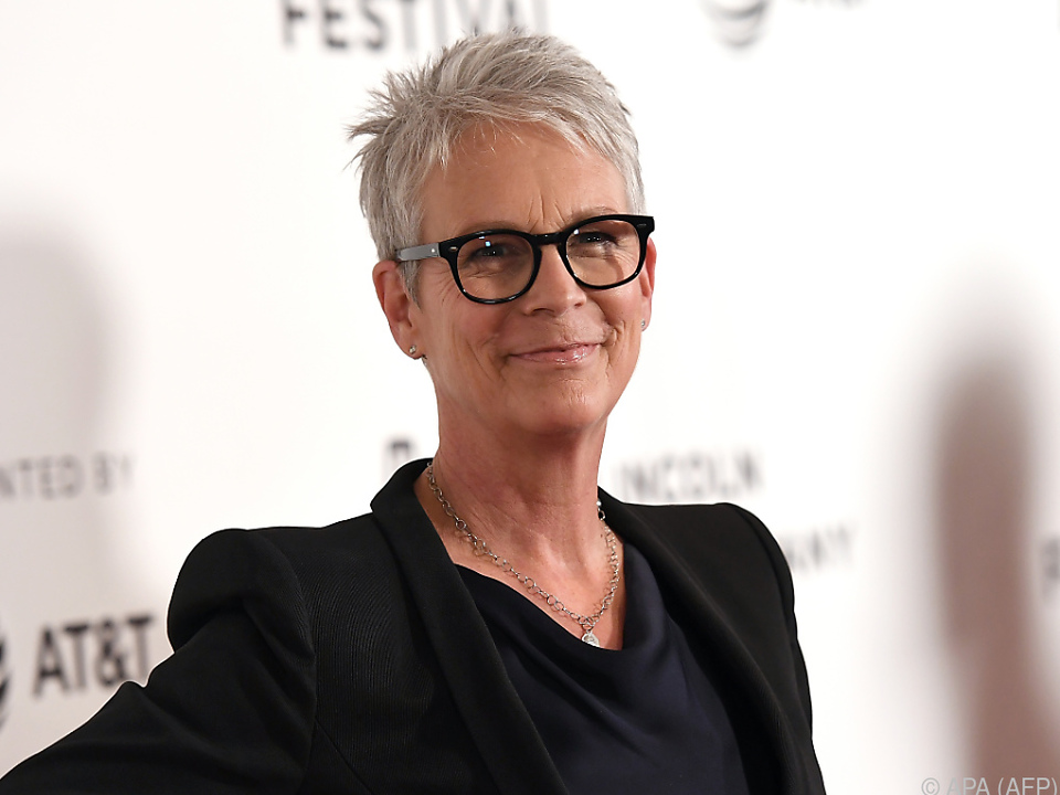 Jamie Lee Curtis erneut in