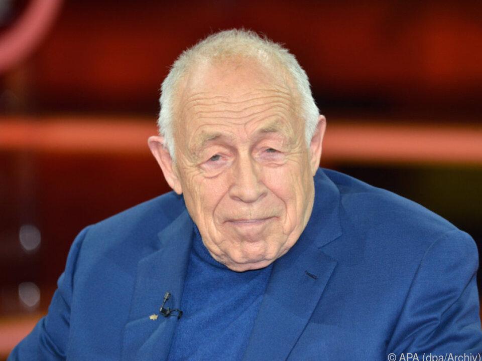 Heiner Geißler wurde 87 Jahre alt