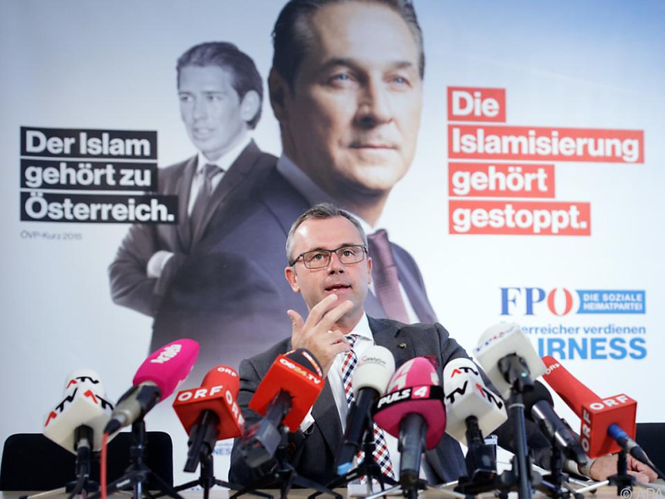 Hofer will Ausbau der direkten Demokratie nach Schweizer Vorbild