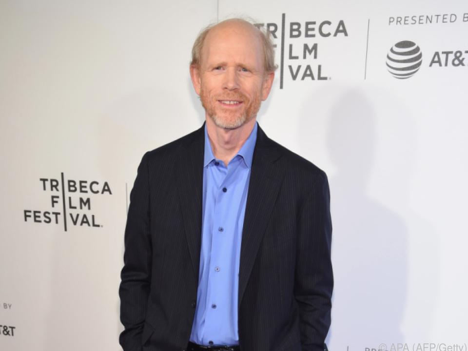 Howard hatte im Juli mit den Dreharbeiten begonnen