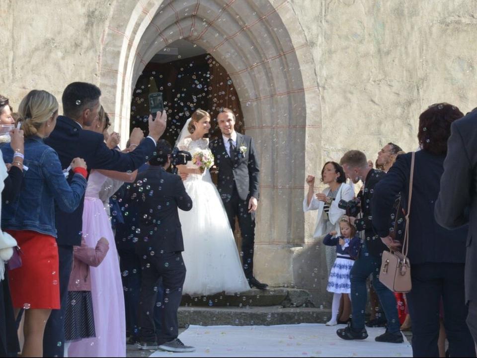 Achammer Uibo Hochzeit