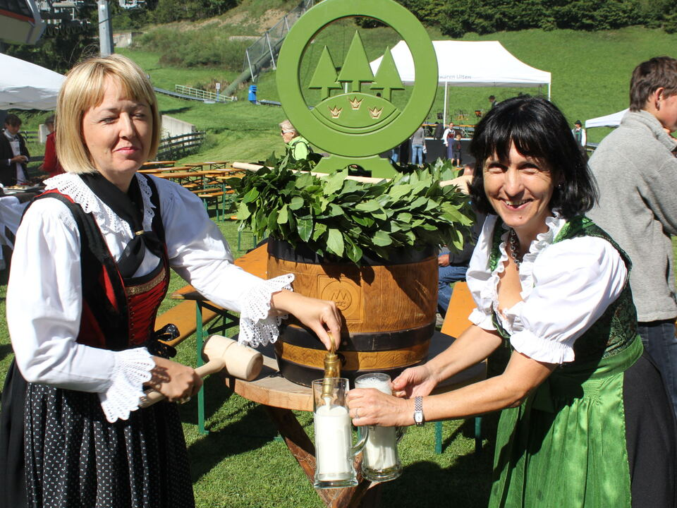 Südtiroler Krapfenfest