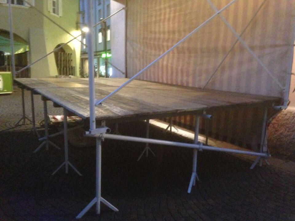 Bühne Stadtfest Bozen