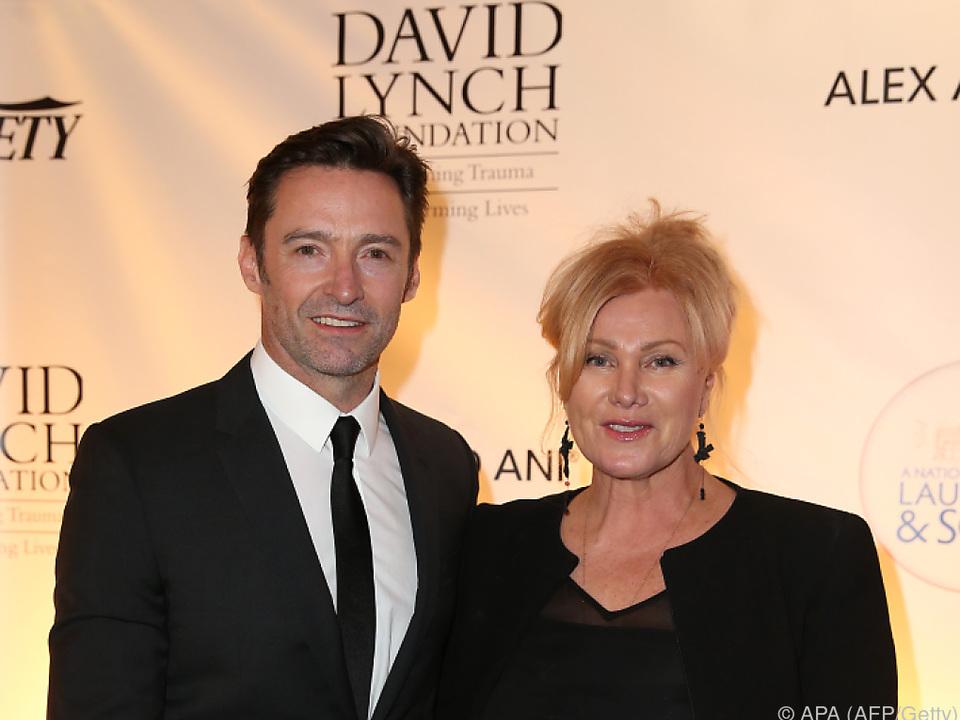 Jackman und Furness sind seit 1996 verheiratet