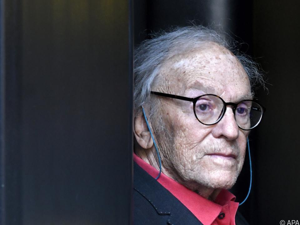 Jean-Louis Trintignant spricht offen über seine Erkrankung