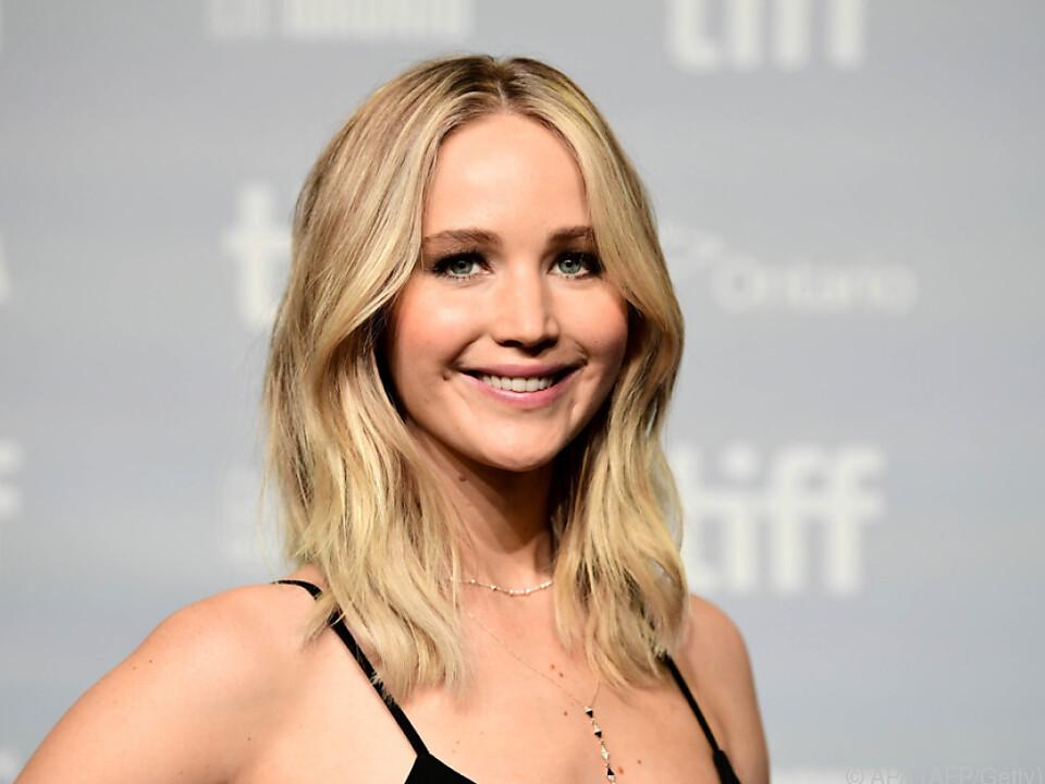Jennifer Lawrence haben die Dreharbeiten zu \