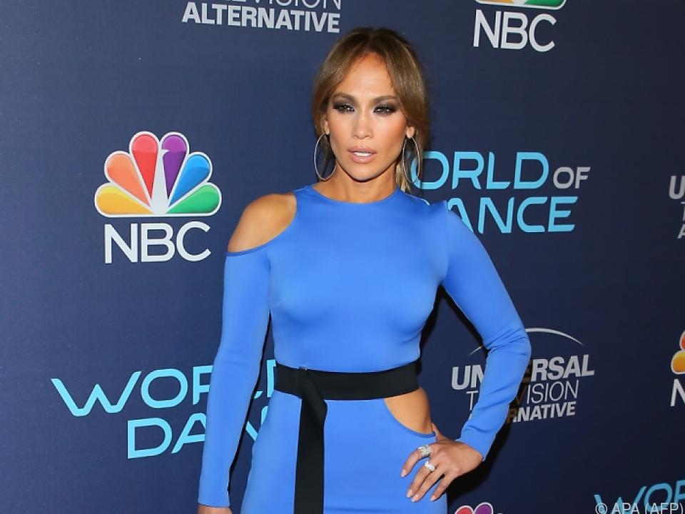 Jennifer Lopez spendete bereits eine Mio. US-Dollar