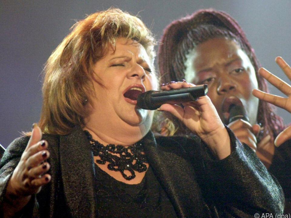 Joy Fleming wurde 72 Jahre alt