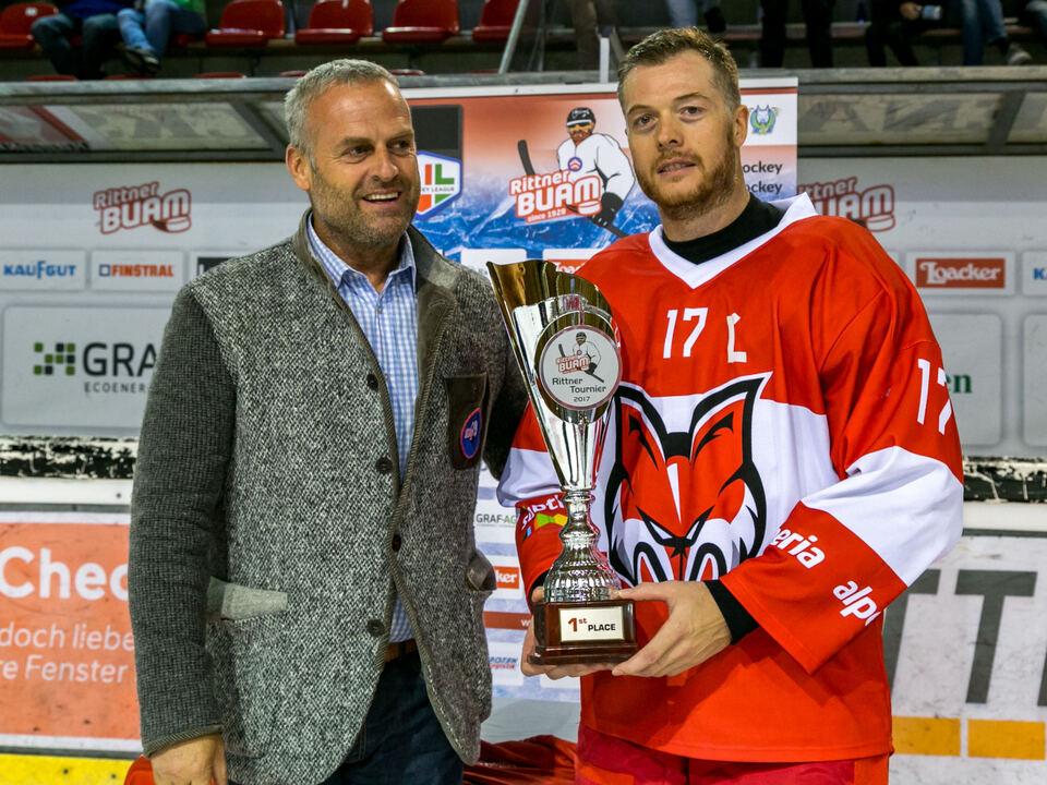HCB RIttner Turnier Cup Alexander Egger