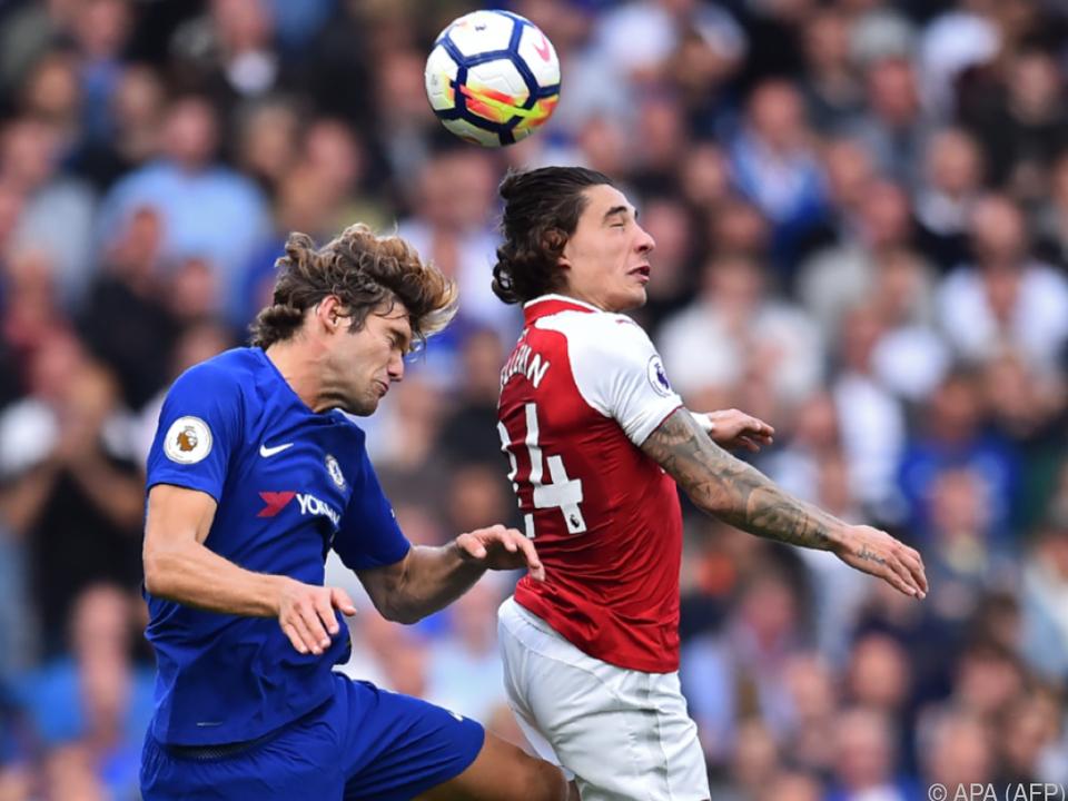 Keine Tore: Chelsea und Arsenal trennen sich 0:0