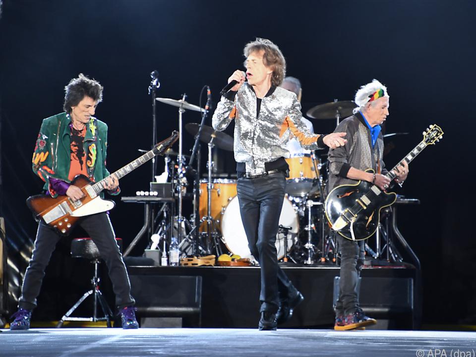 Keith Richards und Co. rockten Hamburg