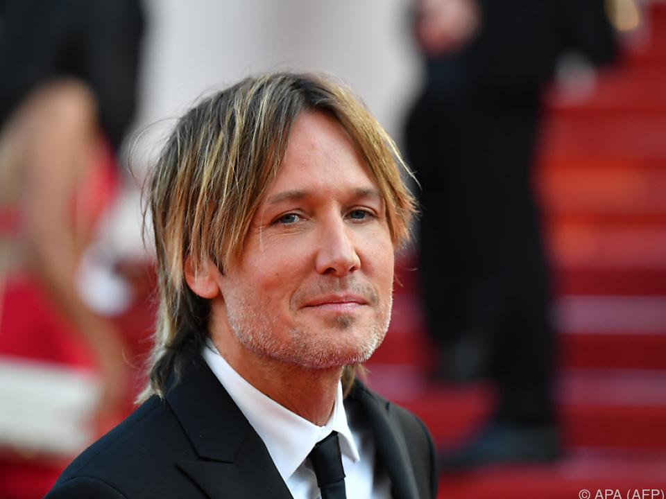 Keith Urban wurde vier Mal nominiert