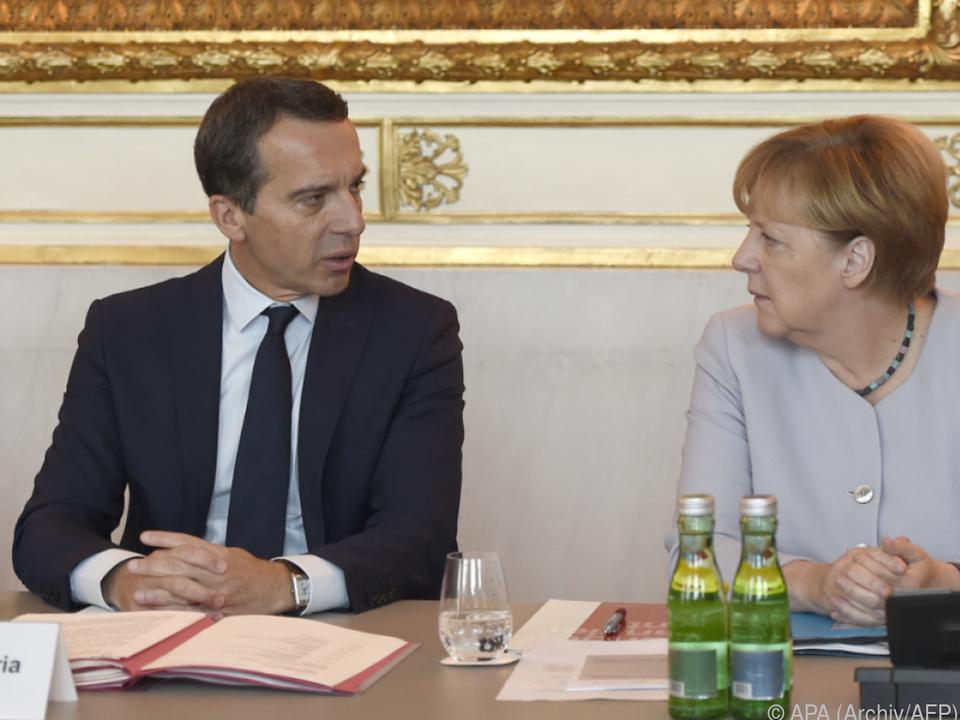 Kern glaubt Probleme in Deutschland zu kennen