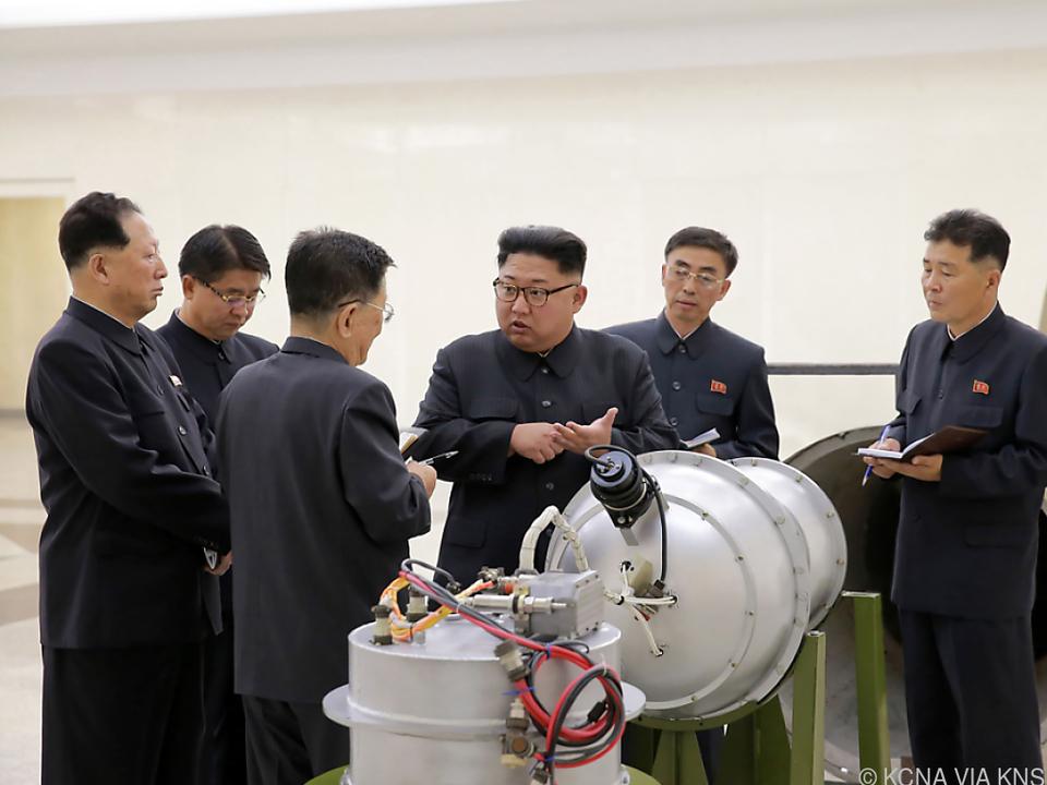 Kim Jong-uns Raketentest spalten die Weltgemeinschaft