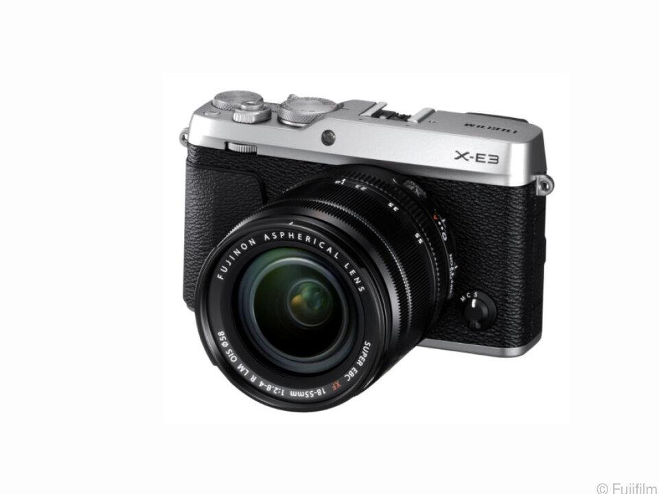 Kleiner ist keine in der X-Serie von Fujifilm