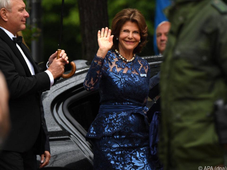Königin Silvias Einsatz für Menschenrechte wurde mit dem Preis bedacht