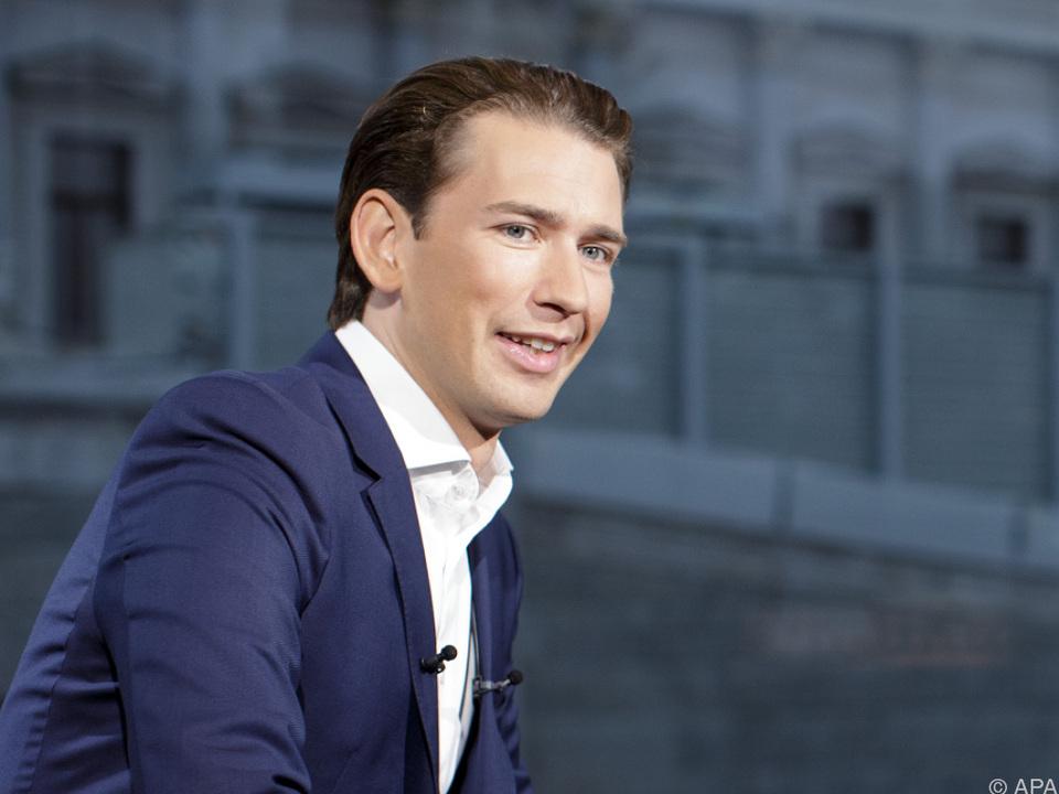Kurz hatte behauptet, Haselsteiner habe an die SPÖ gespendet