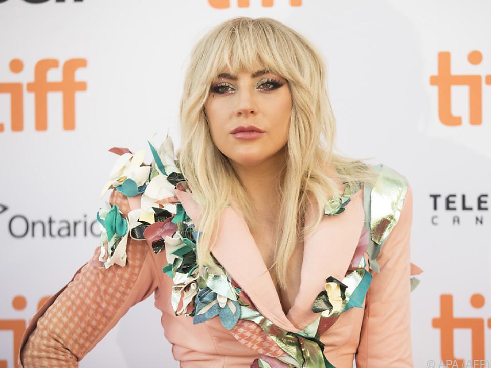 Lady Gaga leidet zur Zeit unter starken Schmerzen