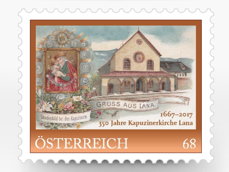 lanaphil Briefmarke