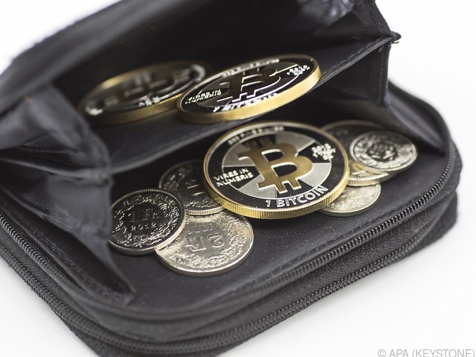 Leichter Rückschlag für die Internetwährung