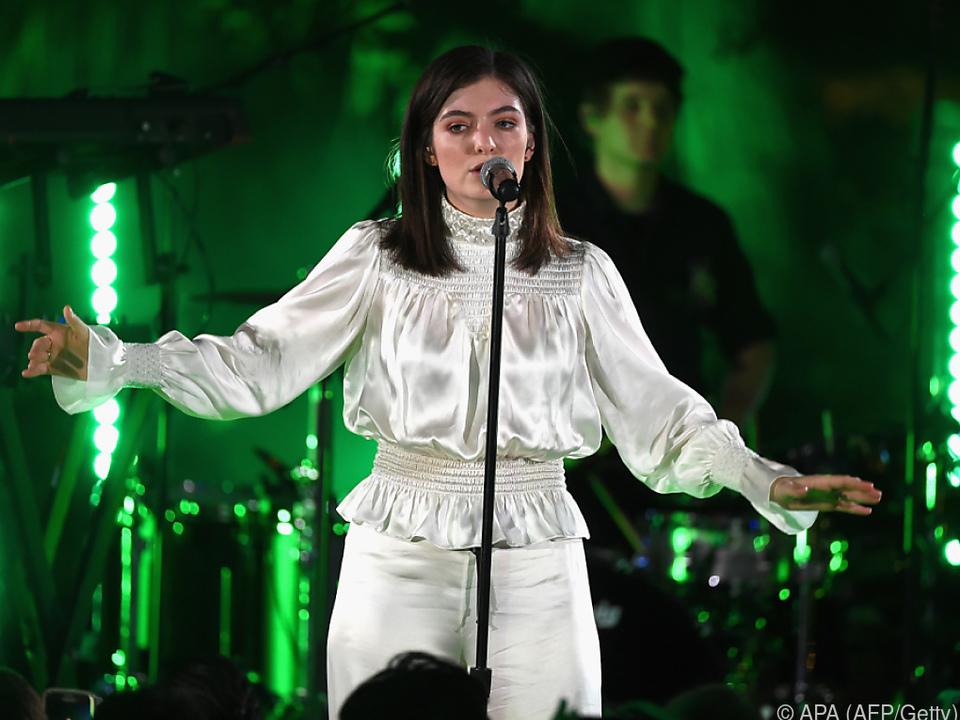Lorde hat bereits viel erlebt