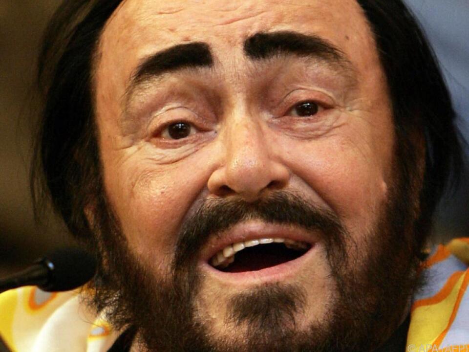 Luciano Pavarotti starb vor zehn Jahren an Krebs