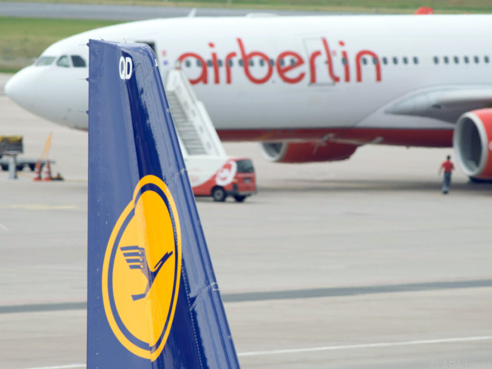 Lufthansa machte Angebot für Air-Berlin-Jets