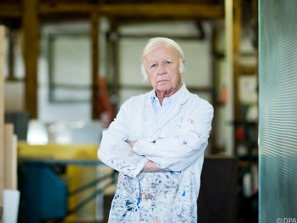 Mack ist Mitbegründer der einflussreichen Gruppe ZERO in Düsseldorf