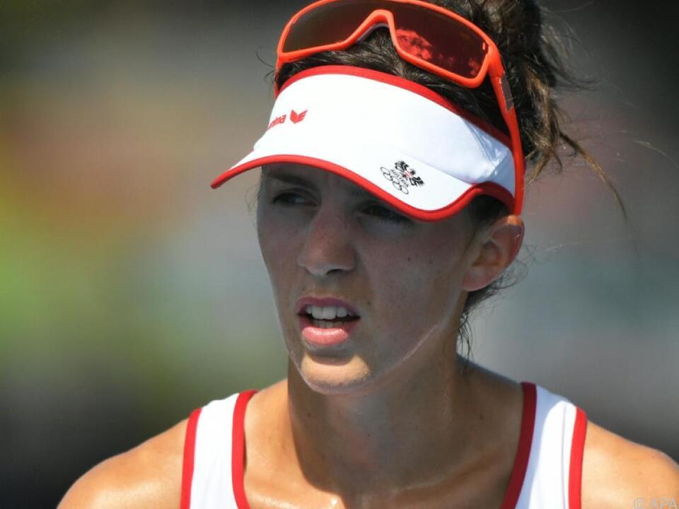 Magdalena Lobnig kommt als Weltcup-Gesamtsiegerin nach Florida