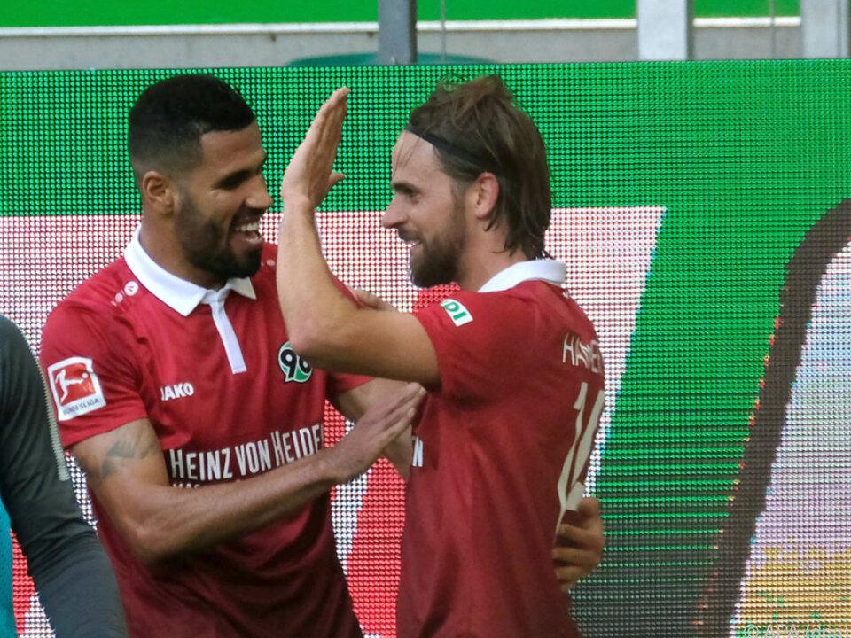 Martin Harnik will auch gegen den HSV treffen