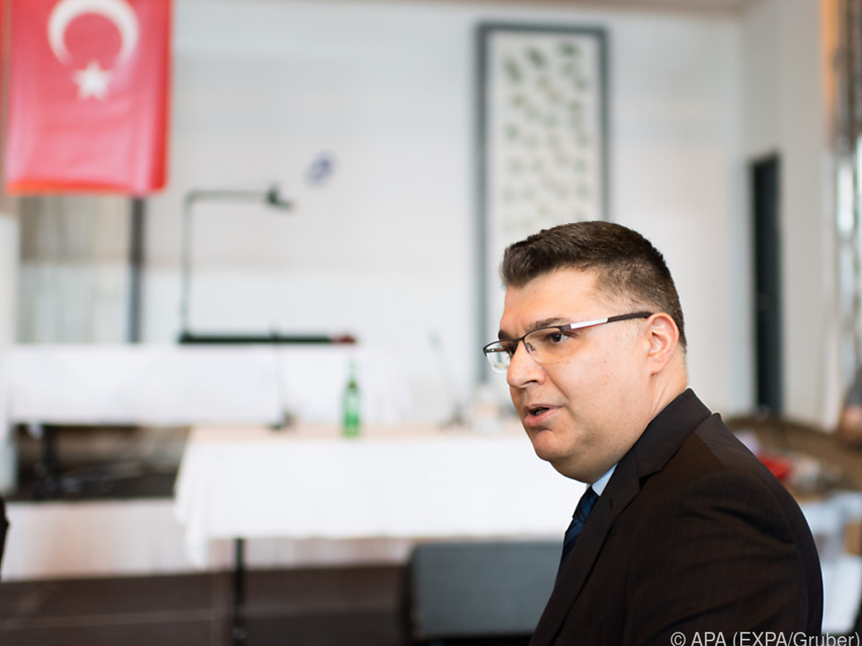 Mehmet Ferden Carikci sieht Kooperation nicht gefährdet