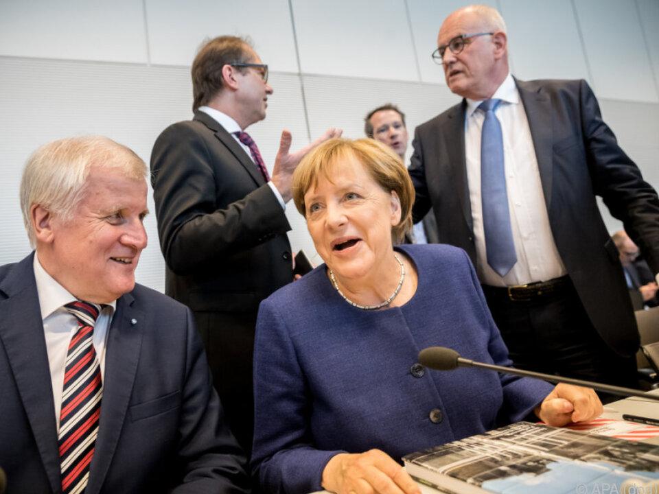 Merkel und Co. doch unter 33 Prozent