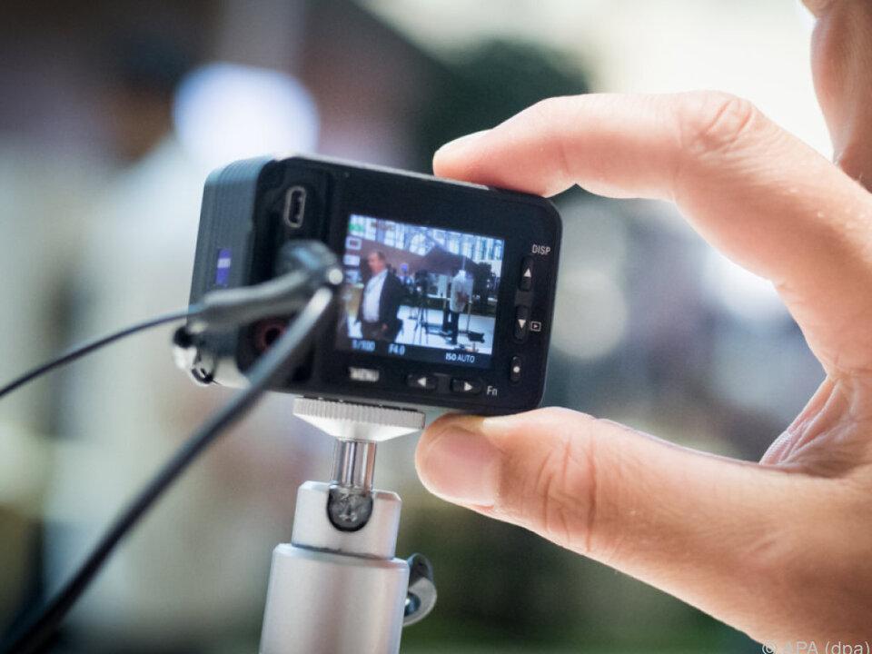 Die Actioncam wiegt nur 100 Gramm